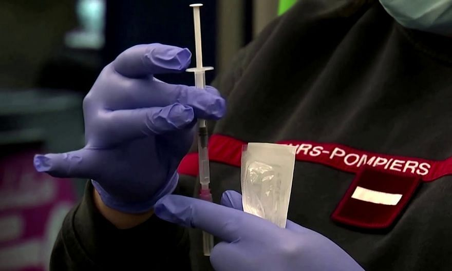 Needle shortages hamper vaccinations in France