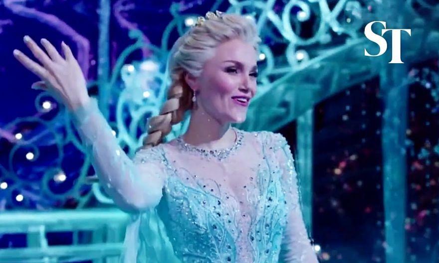 Disney's 'Frozen' comes to London's West End