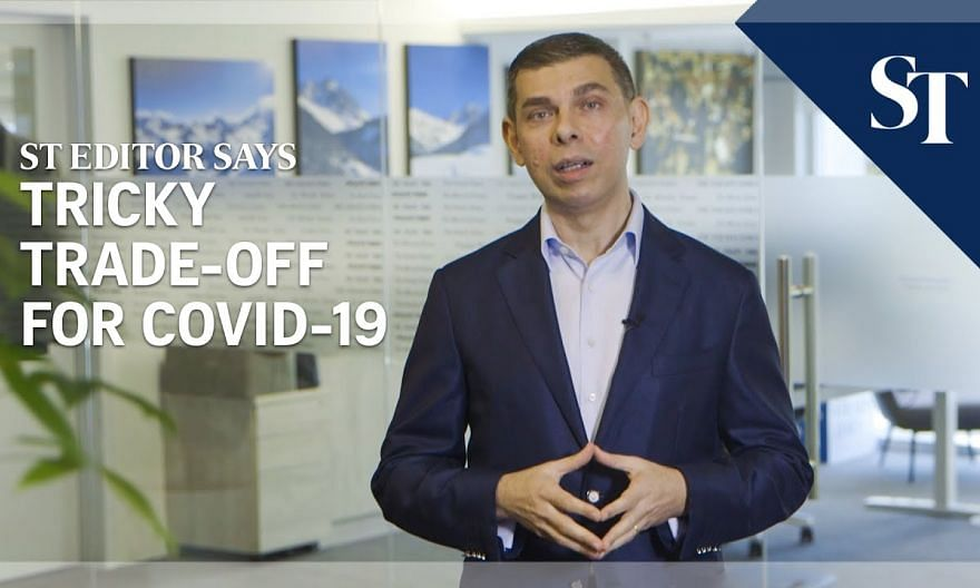 Tricky trade-off between Covid-19 discipline and opening up | Warren Fernandez | ST Editor Says