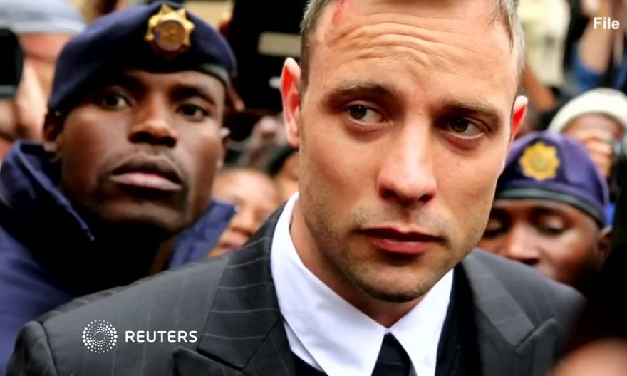 Oscar Pistorius' prison sentence more than doubles
