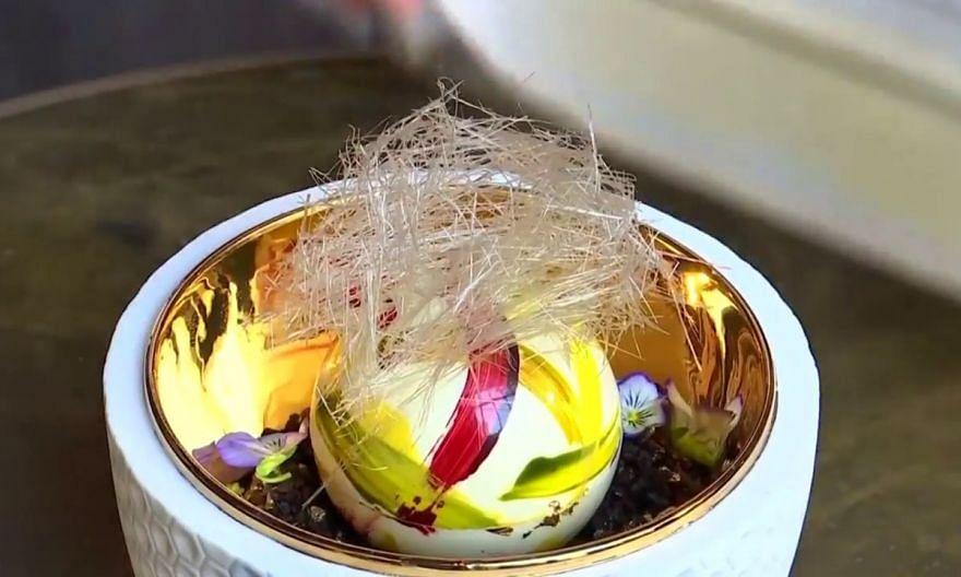 New York's Baccarat Hotel serves up $1,500 Bear Extraordinaire sundae