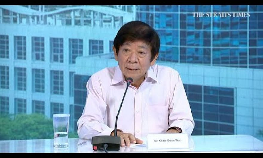 Paid news model forces newsrooms to be more analytical, deliver quality journalism: Khaw Boon Wan