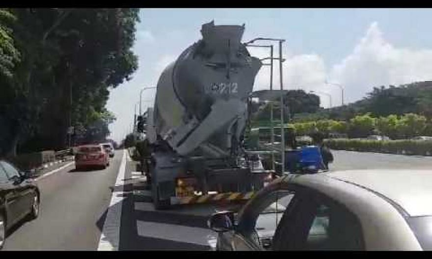 Traffic Police to conduct month-long operations to clamp down on errant heavy vehicle drivers