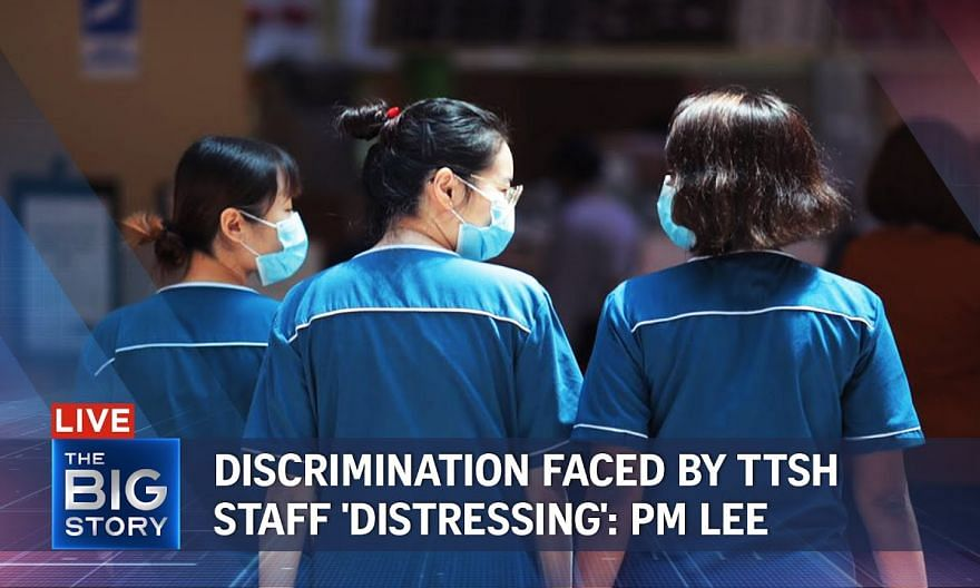 Discrimination against TTSH staff 'distressing': PM Lee; 4 new local Covid-19 cases | THE BIG STORY