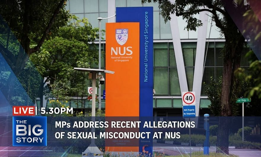 Re-Align Framework pros, cons | Parliament raises alleged sexual misconduct at NUS | THE BIG STORY