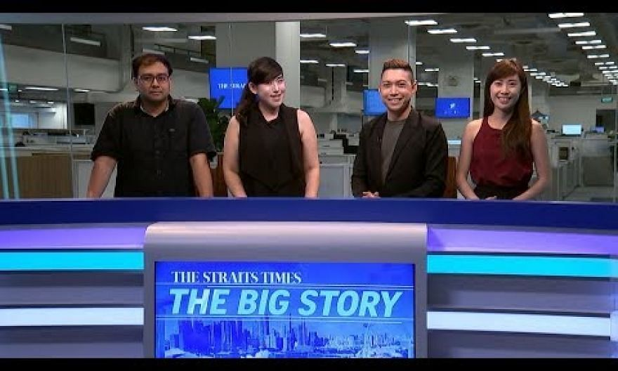 THE BIG STORY - PM Lee: Workers will not be left behind | S'pore narrowly avoids technical recession