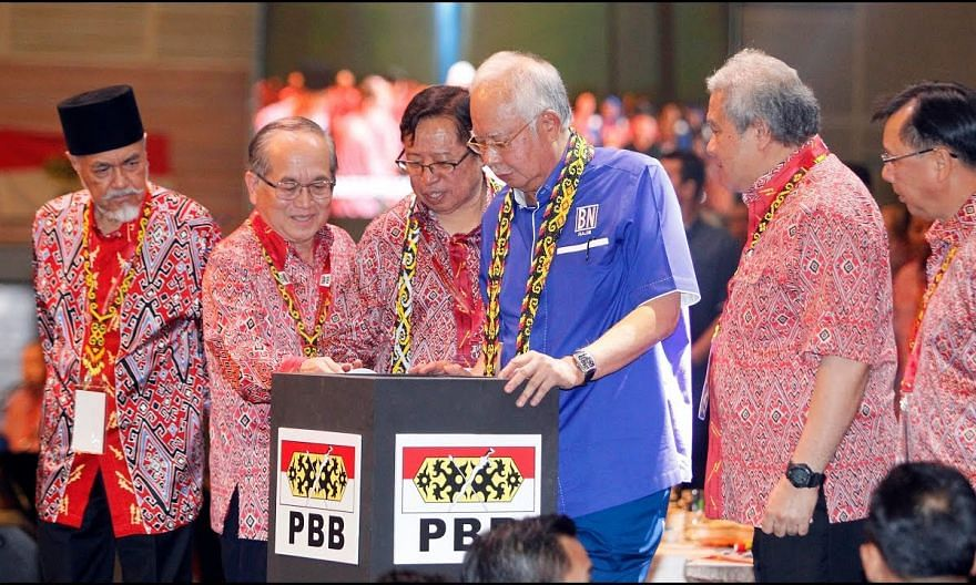 Najib pledges further physical development in Sarawak