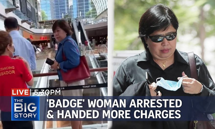 30 new Covid-19 cases; Woman who refused to wear mask at MBS arrested   THE BIG STORY