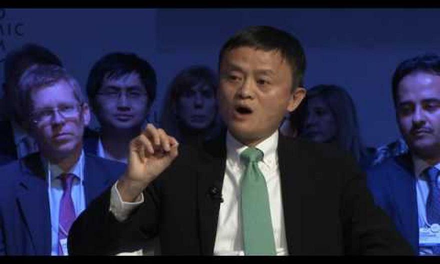 Davos 2017 - An Insight, An Idea with Jack Ma