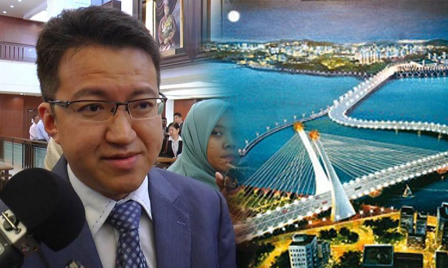 Liew: Crooked bridge not an immediate priority