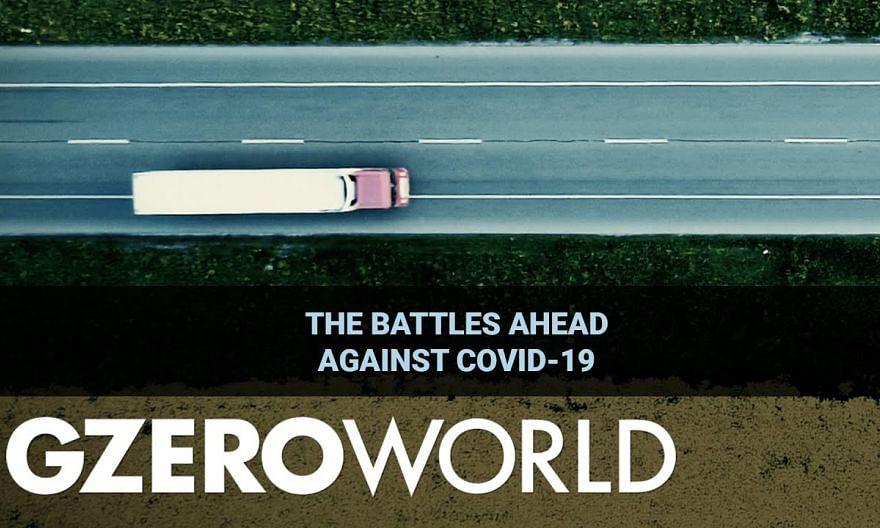 Ian Explains: The Battles Ahead Against COVID-19 | GZERO World