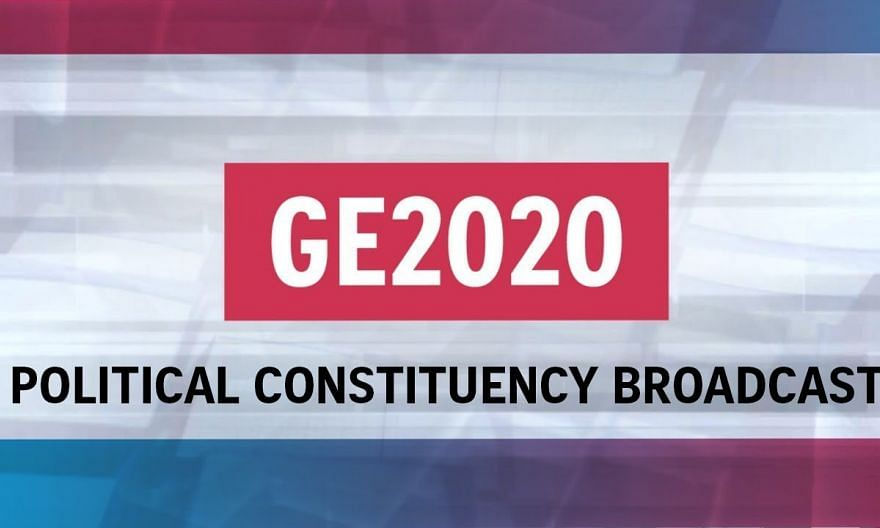 GE2020: Political Constituency Broadcast | July 3