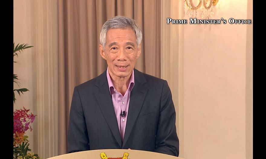 Singapore is planning for a new normal, where people can live with Covid-19: PM Lee