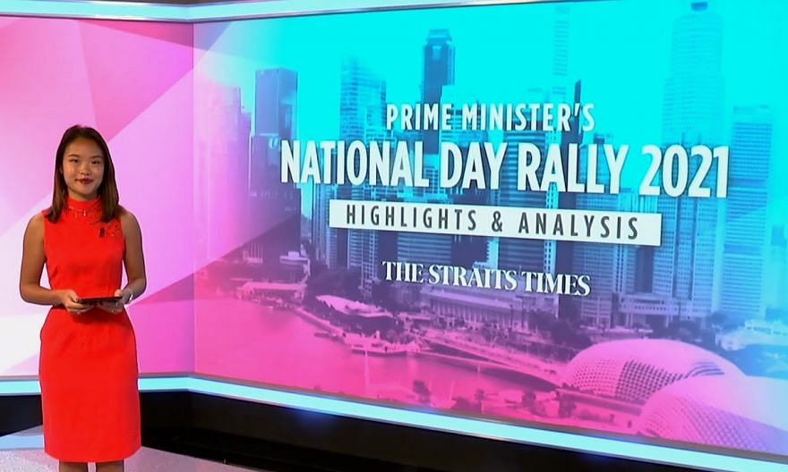 [LIVE] National Day Rally 2021: Highlights & Analysis | The Straits Times