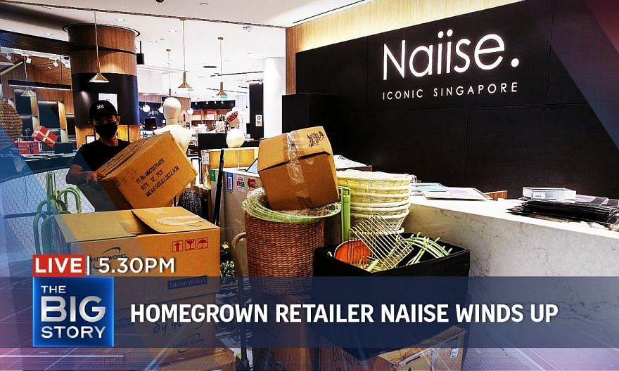 Naiise, once S'pore's biggest platform for local designers, goes into liquidation | THE BIG STORY