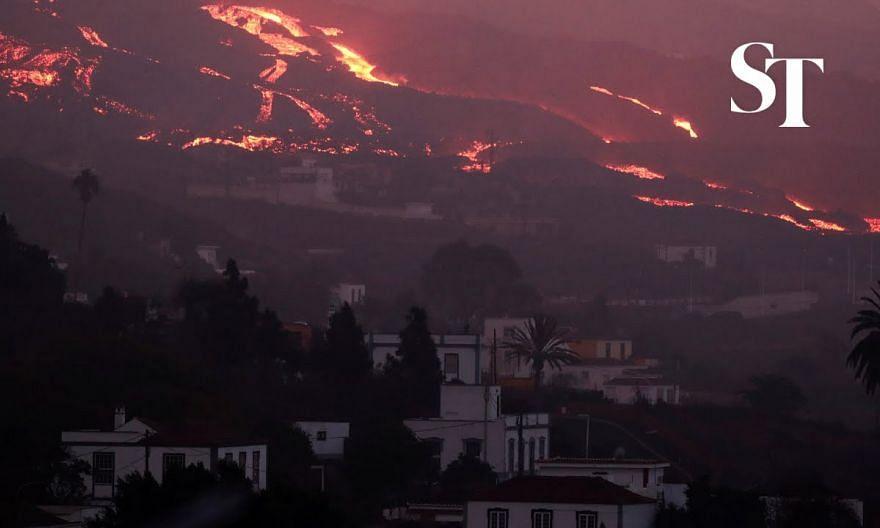 Spain's volcano is still erupting, leaving misery