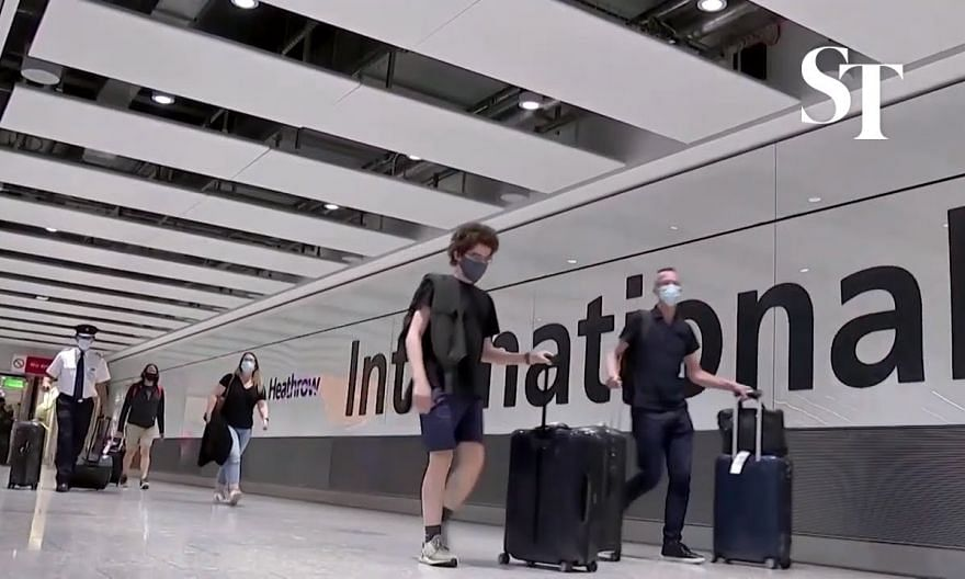 The travel recovery has started, Heathrow says