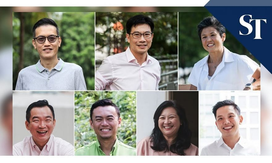 Singapore GE2020: New PAP candidates (June 25) - Part 2 | The Straits Times