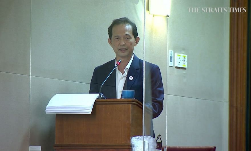 NCMP Leong Mun Wai on PSP's 3 proposals to improve S'poreans' job prospects