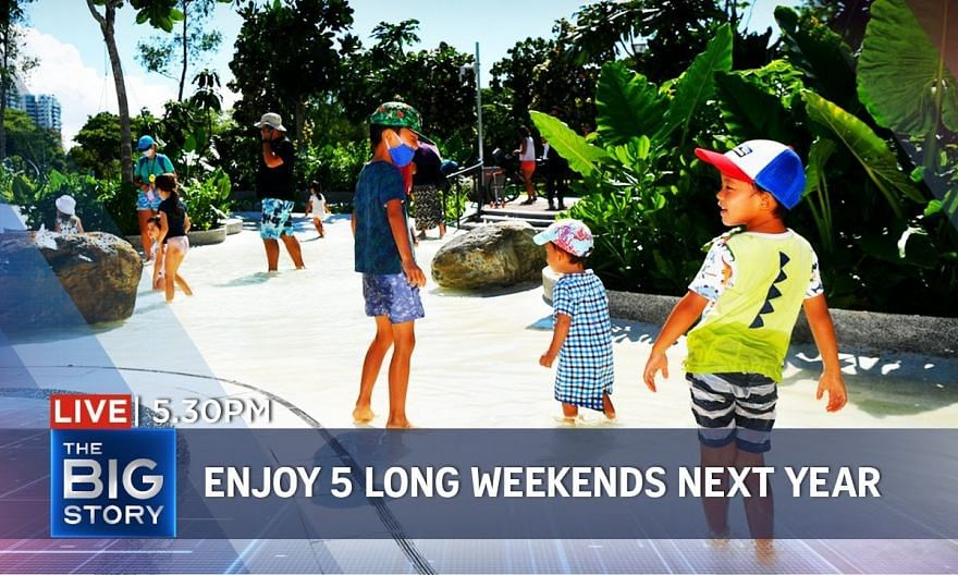 5 long weekends next year, including a 4-day stretch | THE BIG STORY