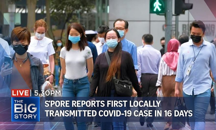 S'pore reports first local Covid-19 case in 16 days; M'sia parliament passes Budget | THE BIG STORY