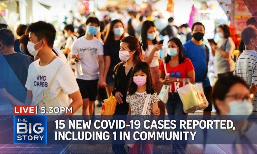 15 new Covid-19 cases reported on Jan 22; rapid tests roll out at land checkpoints | THE BIG STORY
