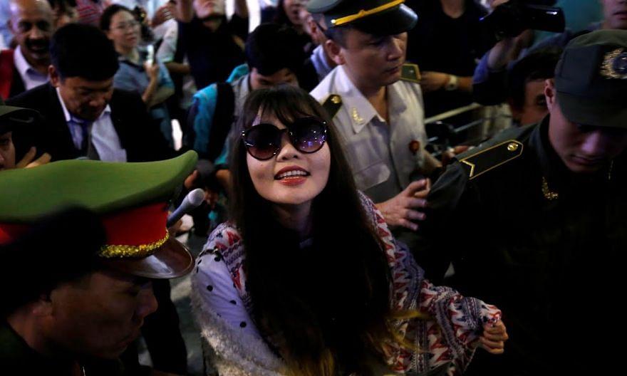 Accused killer of Kim Jong Un half-brother freed