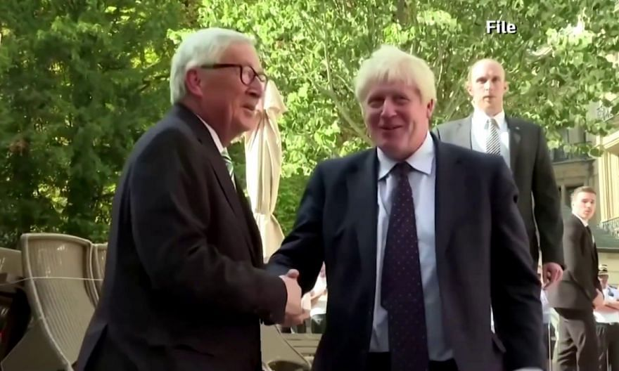 Welcoming new lawmakers, Johnson vows a speedy Brexit