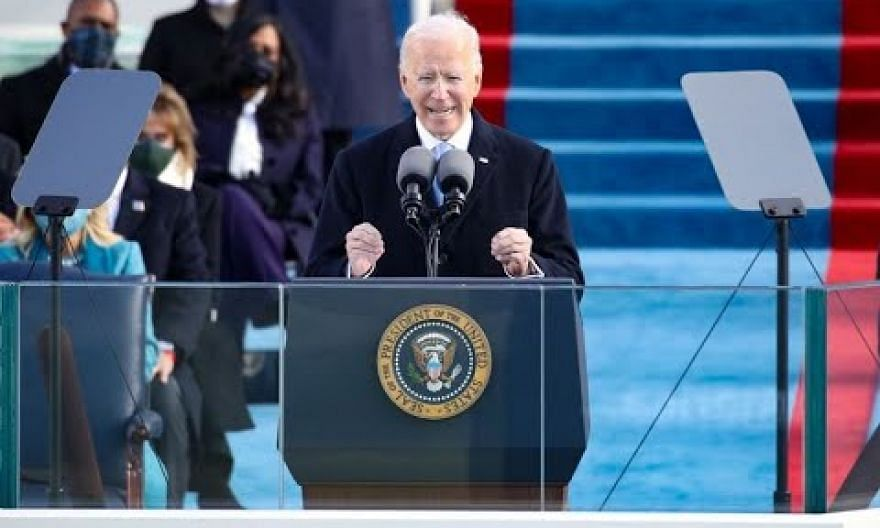 Biden: US will 'engage with the world' again