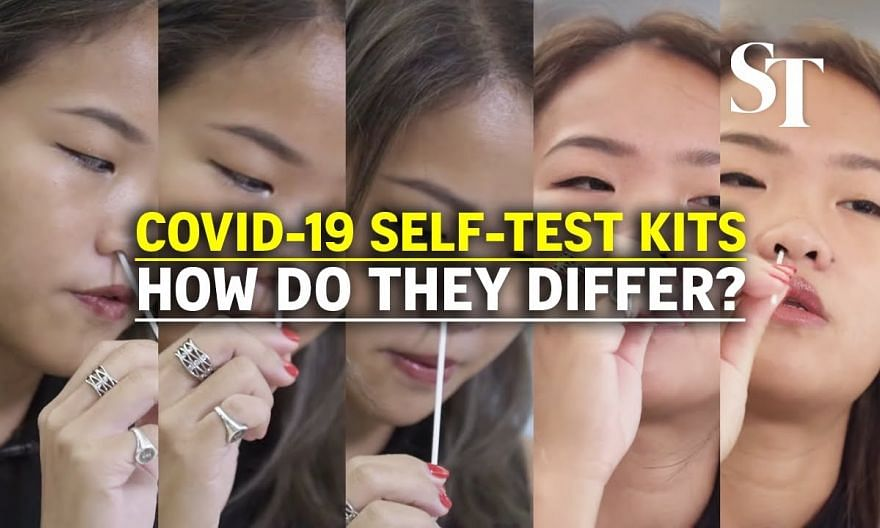 Covid-19 self-test kits: How do they differ?