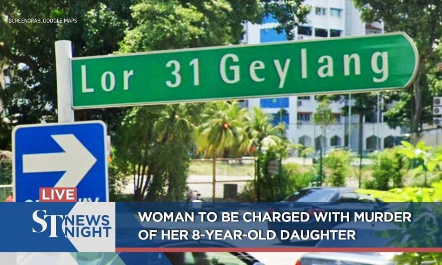Woman to be charged with murder of her 8-year old daughter | ST NEWS NIGHT