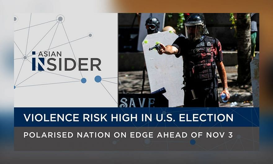 High risk of election-related violence in the US | Asian Insider EP46