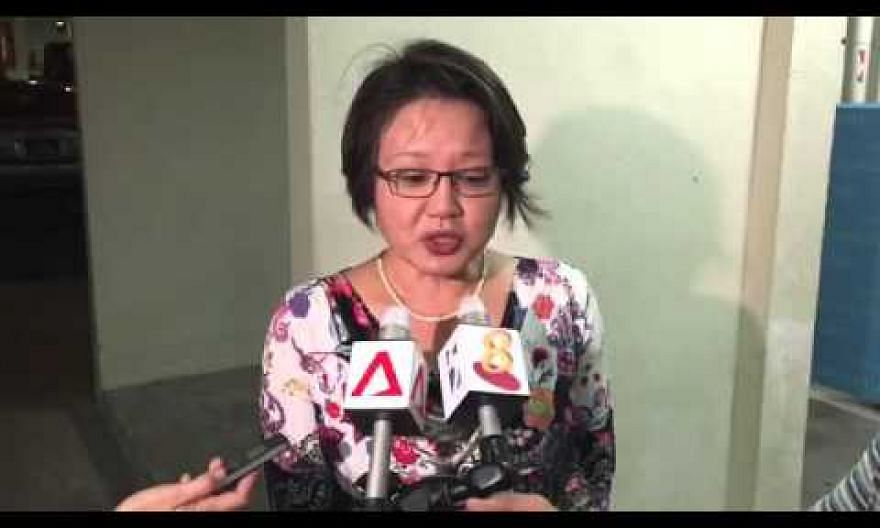 Sylvia Lim on the Bukit Batok by-election 1