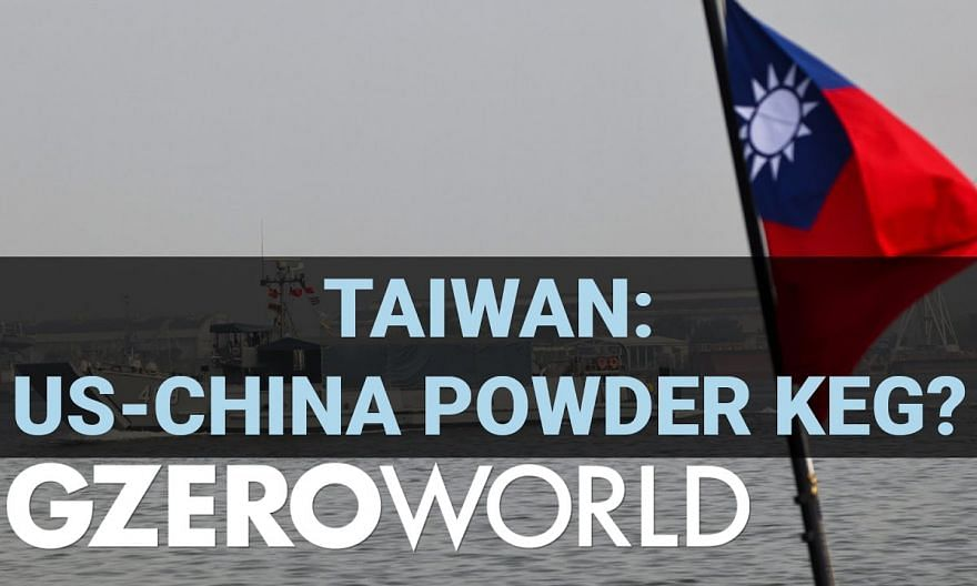 What Would a Chinese Invasion of Taiwan Look Like? | Ret. US Admiral James Stavridis | GZERO World