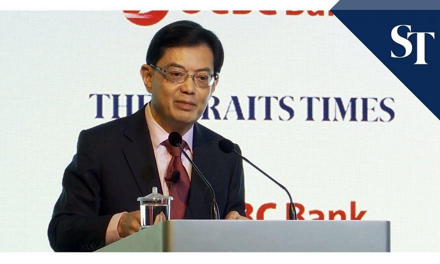 S'pore must build bridges: Heng Swee Keat's full speech | ST Global Outlook Forum