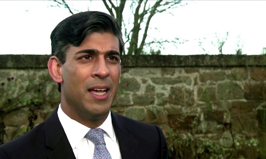 Rishi Sunak: Brexit a chance to do finance differently