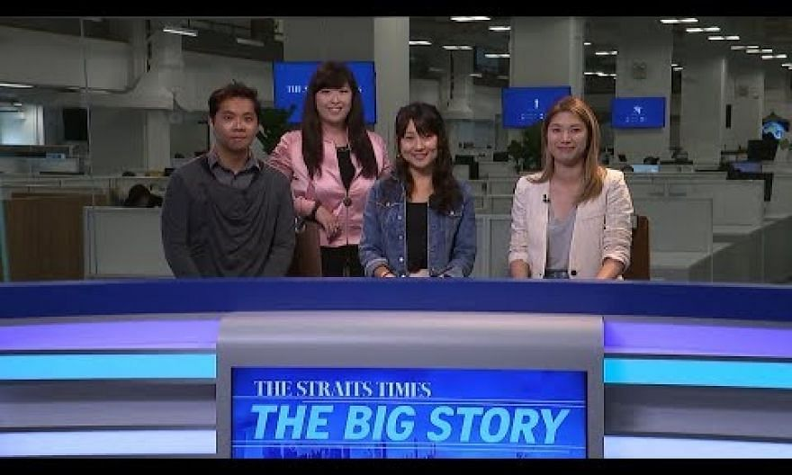THE BIG STORY:  What's causing Singapore's dry spell | Singapore Night Festival: Top picks