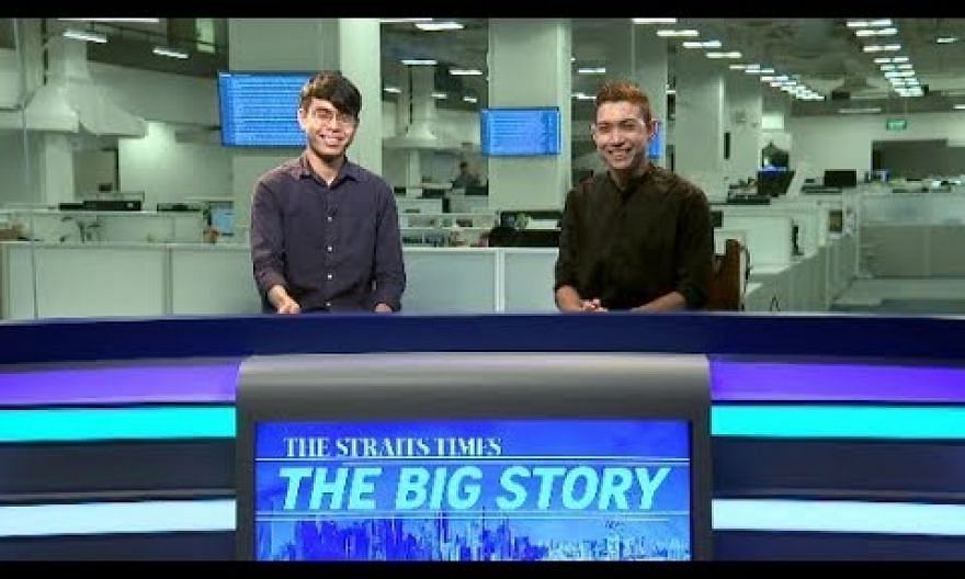 The Big Story: Barriers to force PMD users to dismount at MRT station | Young Lions win Merlion Cup