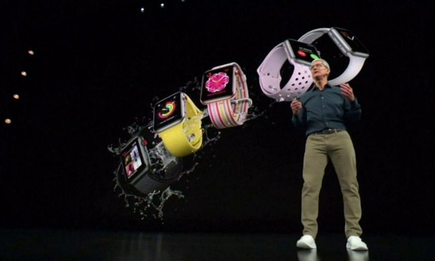 Apple Watch spots irregular heart beat: Study