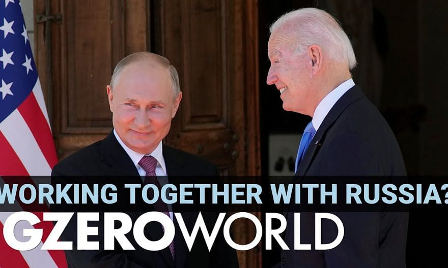 Why Joe Biden, Russia Skeptic, Wants to Work With Russia | Former US NATO Rep | GZERO World