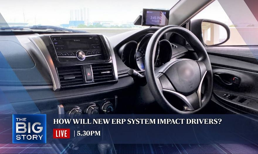 New ERP system: will distancing-based charging cost drivers more? | THE BIG STORY