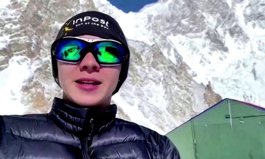 Polish climber aims to defy critics with K2 bid