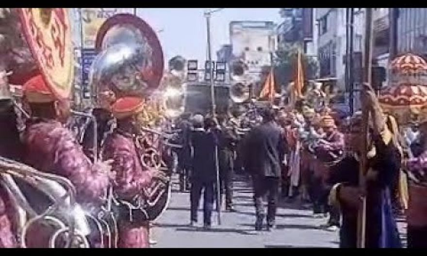 #Haridwar_Kumbh_2021 l Monu Bhai Deepak Bhai l Altaf Band Dehradun l Deva Shree Ganesha l...