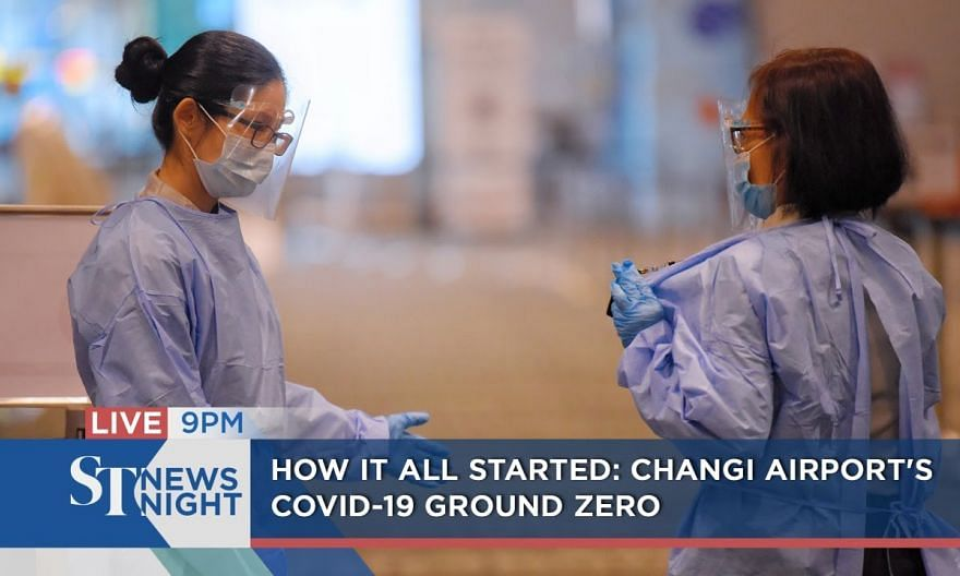 How it all started - Changi Airport's Covid-19 Ground Zero | ST NEWS NIGHT