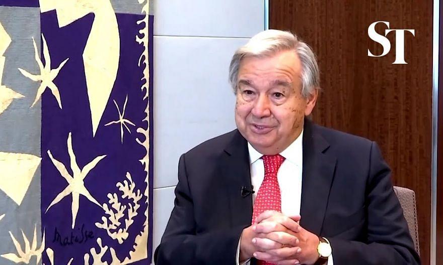 UN Chief cannot enforce New York vaccine mandate