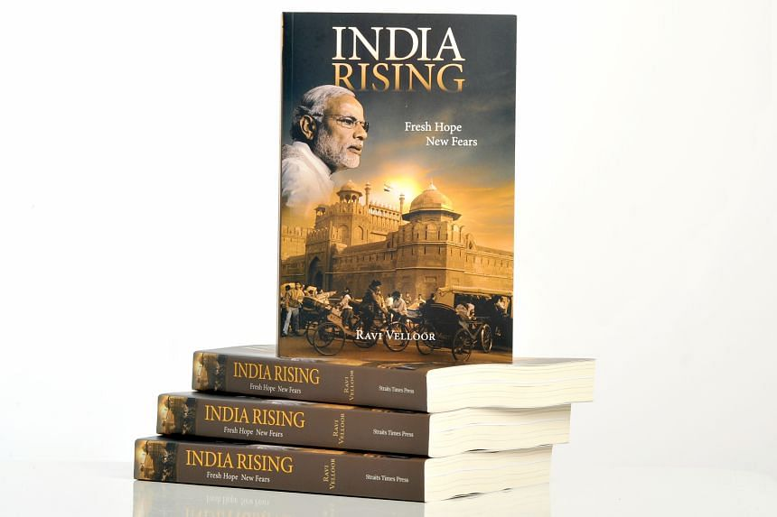 India Rising: Fresh Hope, New Fears by Ravi Velloor chronicles India's tumultuous journey in the decade that culminated in the rise of Prime Minister Narendra Modi.