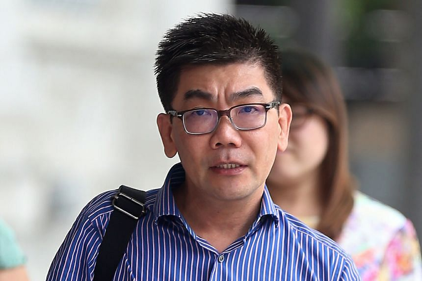 Tan Kok Leong was sentenced to 42 months' jail on July 28, 2016, for outraging the modesty of a 33-year-old male Malaysian doctor.