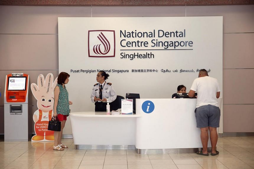 Картинки по запросу National Dental Centre of Singapore