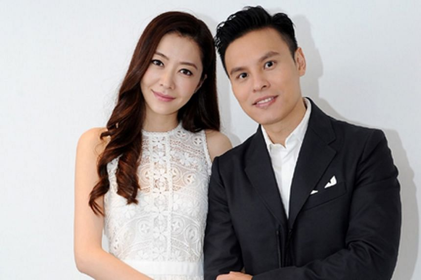 Chinese actress Lynn Hung announced her marriage to Hong Kong businessman Ken Kwok, 38, on Thursday (Oct 28).