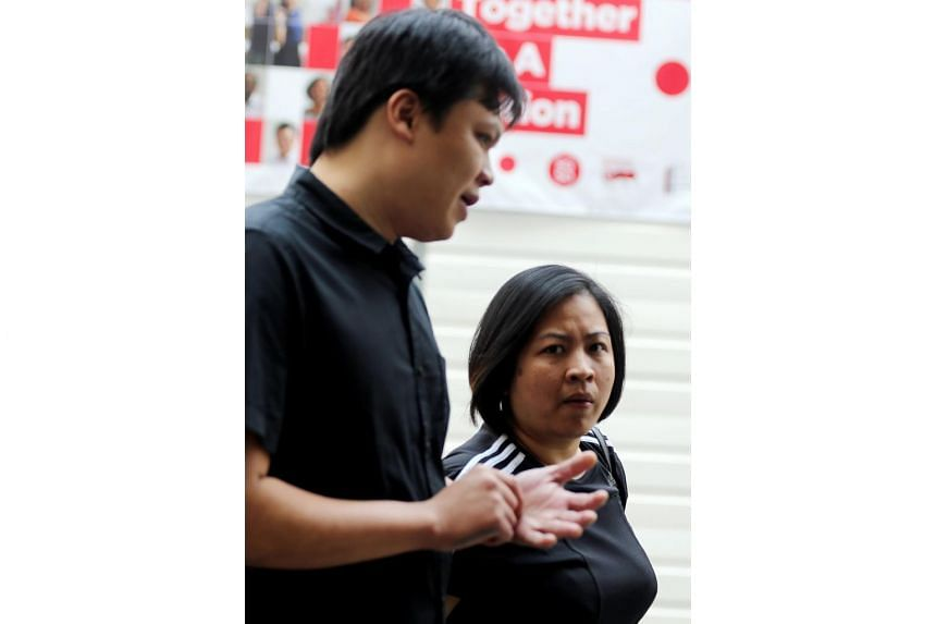 Quek Choon Leong (left) and his wife, Huynh Thi Kieu Trang, ran a sophisticated vice ring comprising 32 prostitutes and 10 staff from July 2011 to July 23, 2013, when they were arrested.